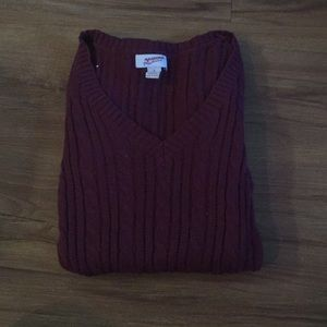 Corded Sweater